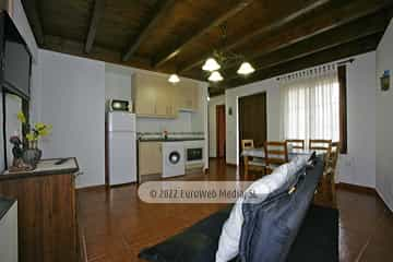 Apartamento 3. Apartamentos rurales Gamonedo