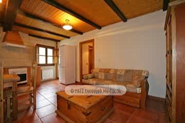Apartamento 1. Apartamentos rurales Alba
