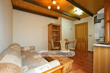 Apartamento 4. Apartamentos rurales Alba