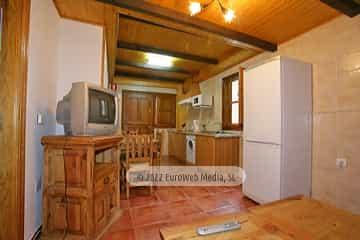Exteriores. Apartamentos rurales Alba