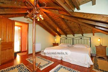Habitación 4. Casa rural Casa Miyares