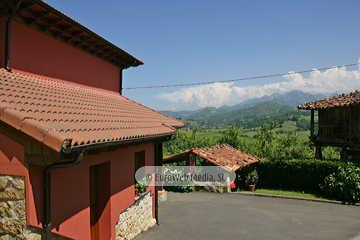 Exteriores. Casa rural Casa Miyares