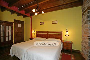 Habitación Cerezal. Hotel rural Los Texos