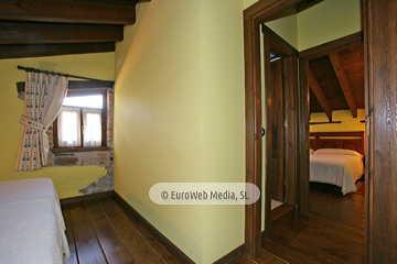 Habitación Jae. Hotel rural Los Texos