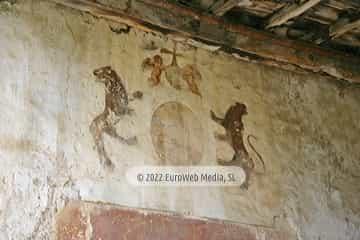 Exteriores. Casa de aldea Palacio de Ardaliz