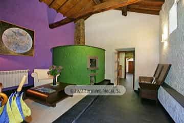 Salón 2. Casa de aldea Palacio de Ardaliz