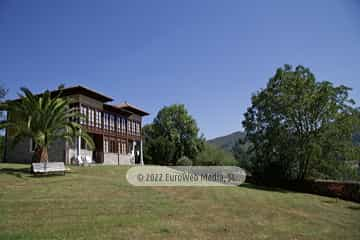 Habitación del árabe. Casa rural La Faya