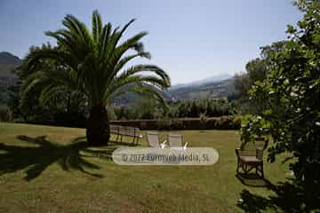 Baño 2. Casa rural La Faya