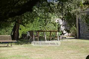 Salón. Casa rural La Faya