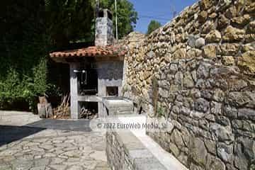 Detalles. Casa rural La Faya