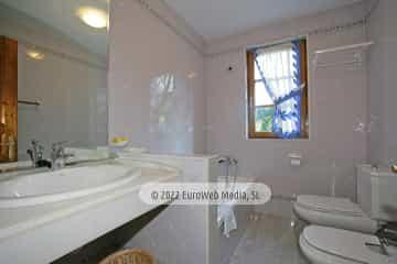 Baño 3. Casa rural La Faya