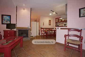Apartamento Gelana. Apartamentos turísticos La Güérgola