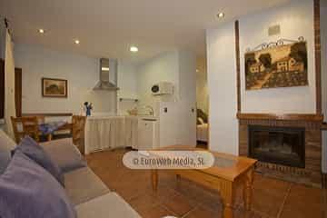 Apartamento Rodriguero. Apartamentos turísticos La Güérgola