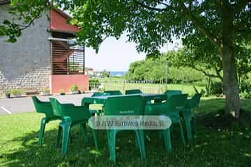 Exteriores. Apartamentos turísticos El Horriu