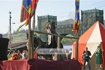 Fiesta de los Exconxuraos de Llanera