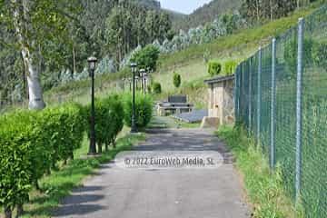 Piscina. Apartamentos rurales Casa Ron