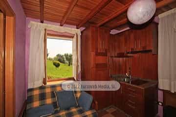 Apartamento 1 Raxao. Apartamentos rurales Casa Ron