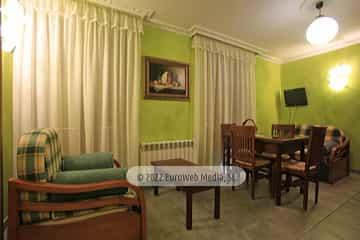 Apartamento 3 Solarina. Apartamentos rurales Casa Ron