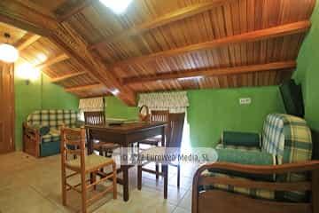 Apartamento 5 De la Riega. Apartamentos rurales Casa Ron