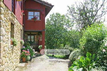 Baño 1. Casa rural Casa Ángela
