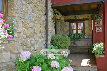Habitación 1. Casa rural Casa Ángela