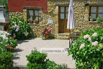 Zonas comunes. Casa rural Casa Ángela