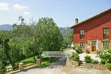Habitación 2. Casa rural Casa Ángela