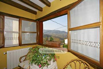 Exteriores. Casa rural Casa Ángela