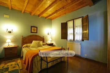 Exteriores. Apartamentos rurales Los Novales