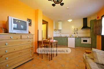 Apartamento 2. Apartamentos rurales Los Novales