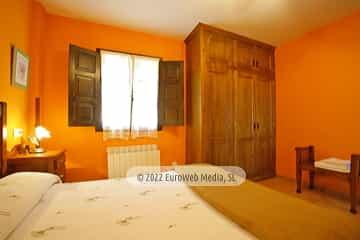 Apartamento 3. Apartamentos rurales Los Novales