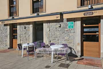 Habitación 102. Hotel Plaza La Abadía