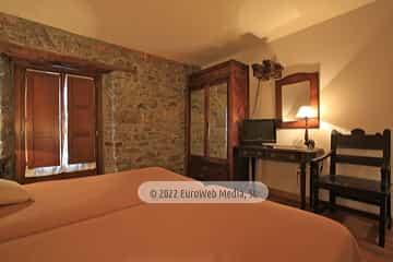 Habitación 203. Hotel Plaza La Abadía
