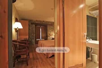 Habitación 204. Hotel Plaza La Abadía