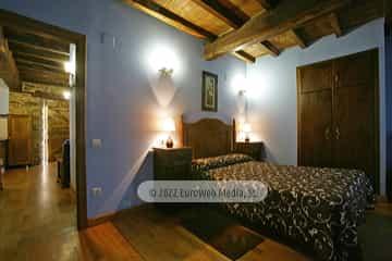 Apartamento Camelias. Apartamentos rurales de Aguillón