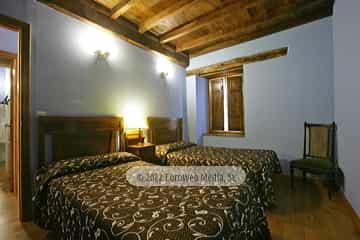Apartamento Roble. Apartamentos rurales de Aguillón