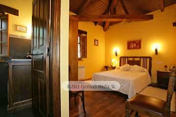 Exteriores. Apartamentos rurales Casa Maseda