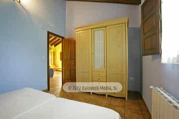 Salón. Casa rural El Nogal
