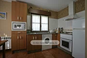 Apartamento 5. Apartamentos rurales Llagumelón