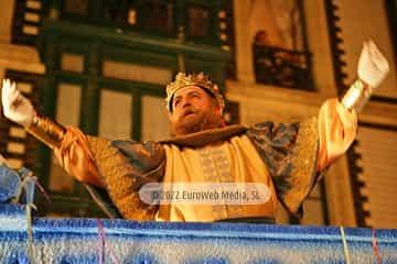 Cabalgata de Reyes de Gijón 2006