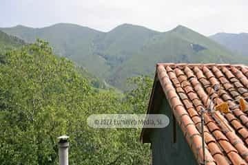 Exteriores. Casa de alquiler vacacional El Chalé de Manolín