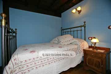Habitación 1. Casa de alquiler vacacional El Chalé de Manolín