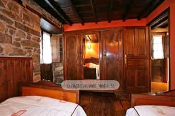 Habitación 2. Casa de alquiler vacacional El Chalé de Manolín