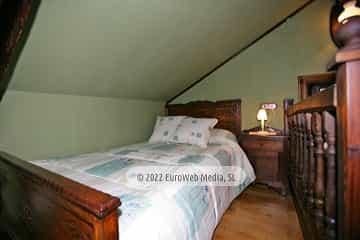 Habitación 3. Casa de alquiler vacacional El Chalé de Manolín