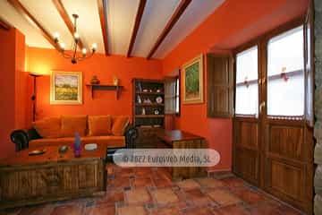 Apartamento «Primero». Apartamentos rurales La Caleya