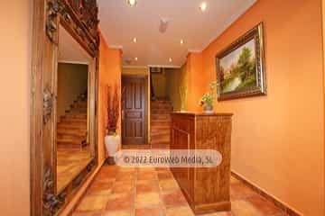 Exteriores. Apartamentos rurales La Caleya