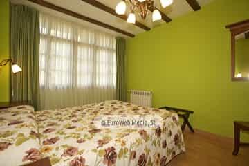 Exteriores. Casa rural La Casuca