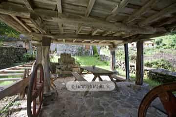 Habitación 1. Casa rural La Casuca