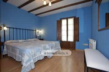 Exteriores. Casa rural La Casa de Arriba
