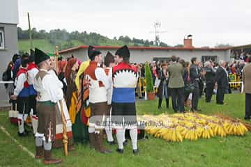 Comunidad vecinal de Sariego, Premio Pueblo Ejemplar de Asturias 2006